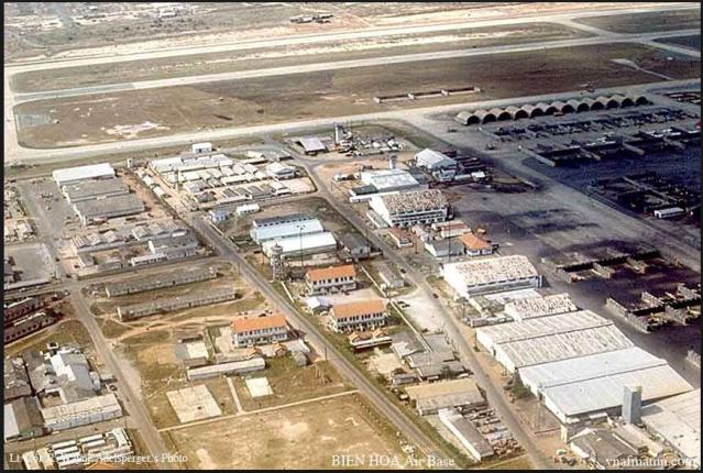 Bien Hoa Airbase