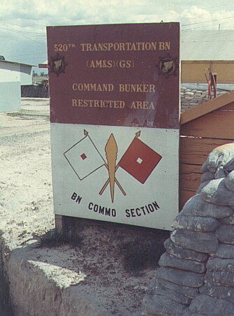 520th command bunker