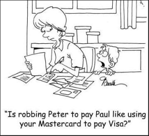 Rob peter to pay paul 2